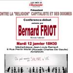 2015-01-12 Friot conf avignon 12 janvier 2016 AFFICHE